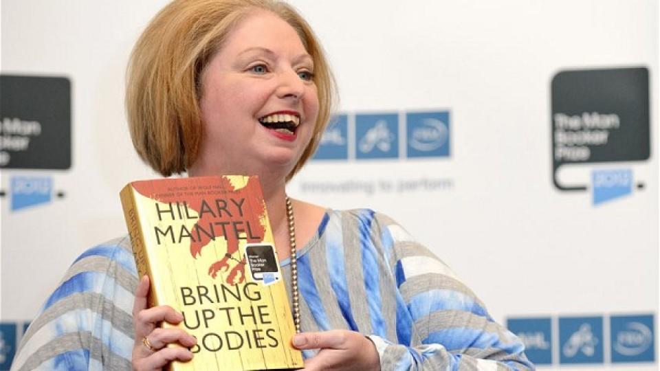 Hilary Mantel distinguida pelo Costa Book Award deste ano