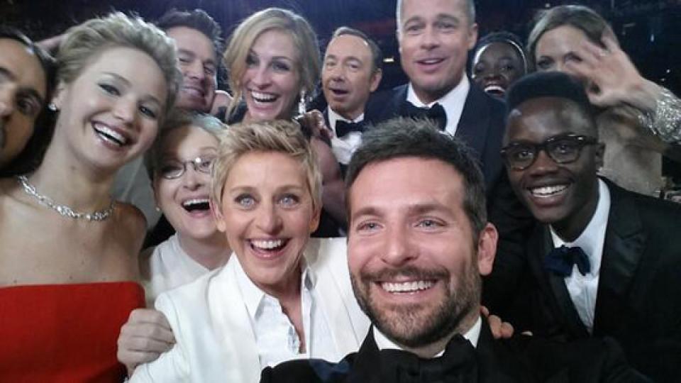 Samsung doa 3 milhões de doláres pelo sucesso da selfie dos Oscars