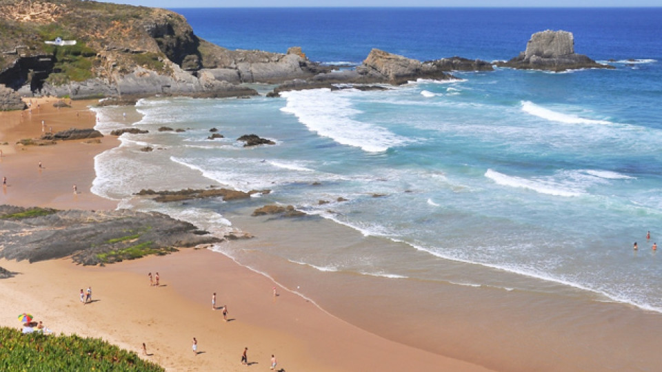The Guardian garante que praias alentejanas são as melhores da Europa