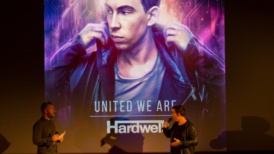 """United We Are"" de Hardwell sai hoje"