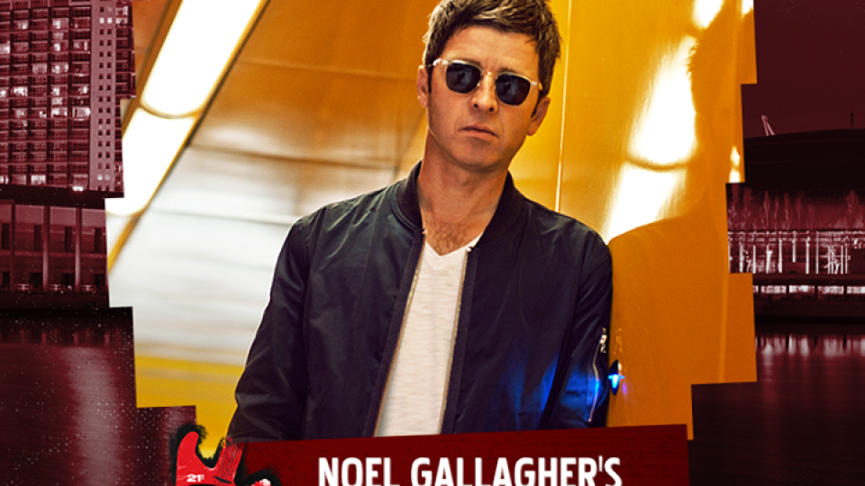 Noel Gallagher atua no Super Bock Super Rock