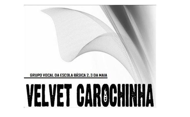 velvet carochinha