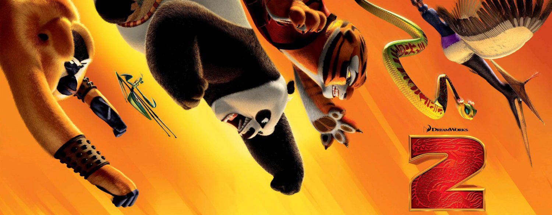 Kung Fu Panda 2 Banner