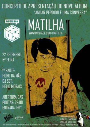 Matilha no Musicbox