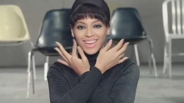 Beyonce-Countdown