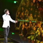 """Denis Filipe trouxe o rock ao programa com """"Last Nite"""", dos The Strokes"""