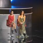 Mia Rose assistiu com orgulho à sua última actuação no programa