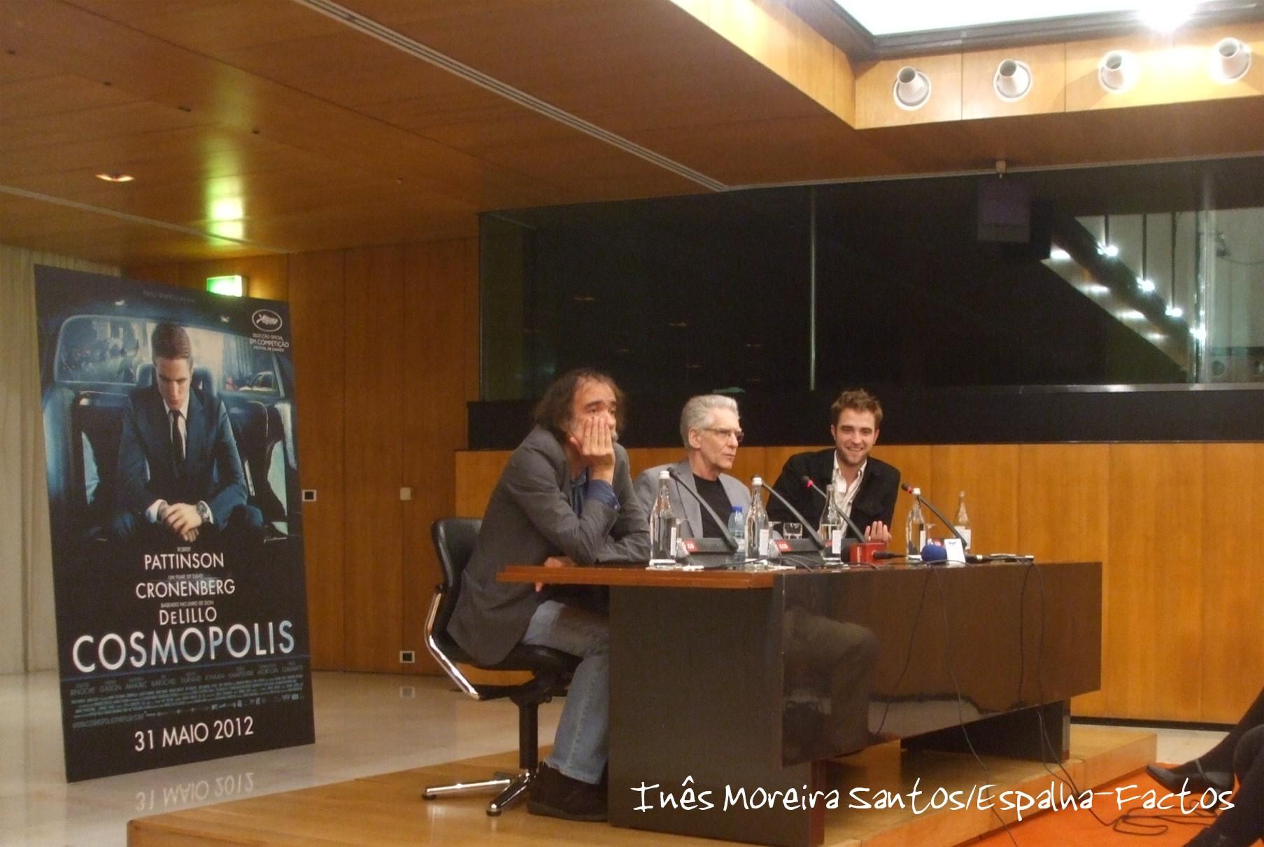 conferência de imprensa 2