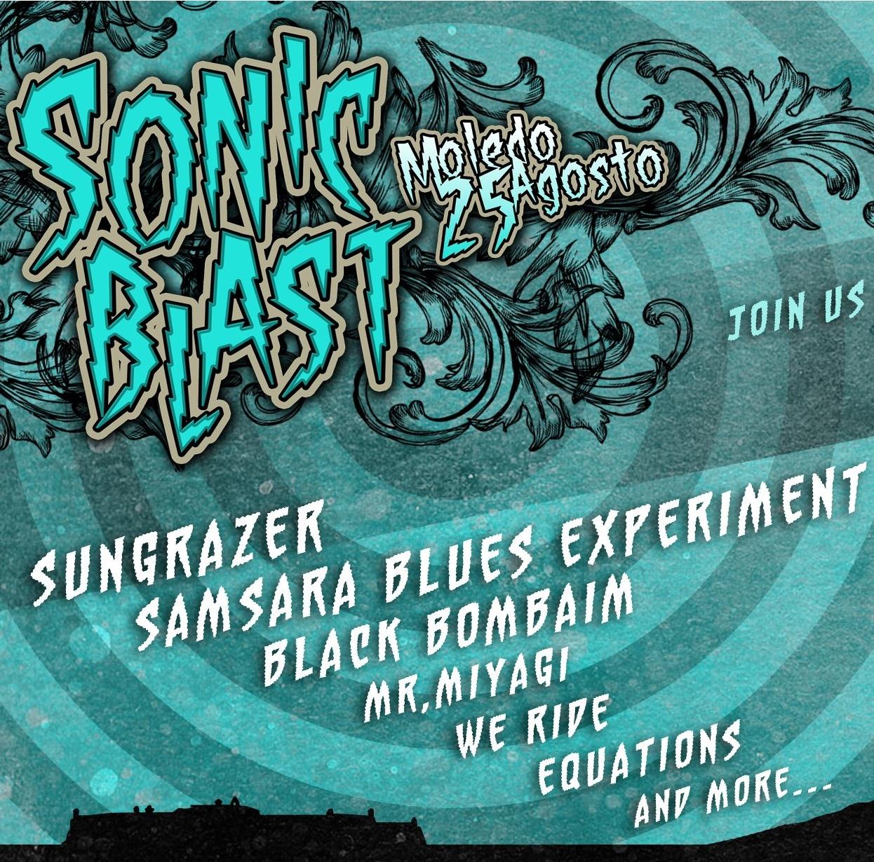 SonicBlast Moledo 2012