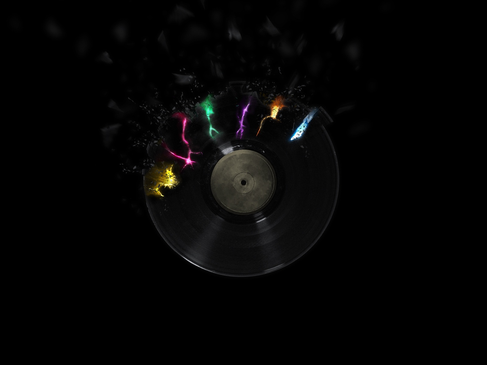 vinyl black music wallpaper pictselcom