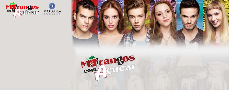 Especial Morangos - serie 9