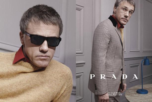 Prada Menswear Outono-Inverno 2013/2014
