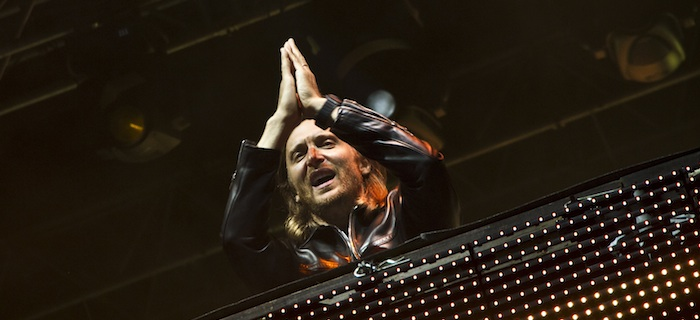 David Guetta - Destaque