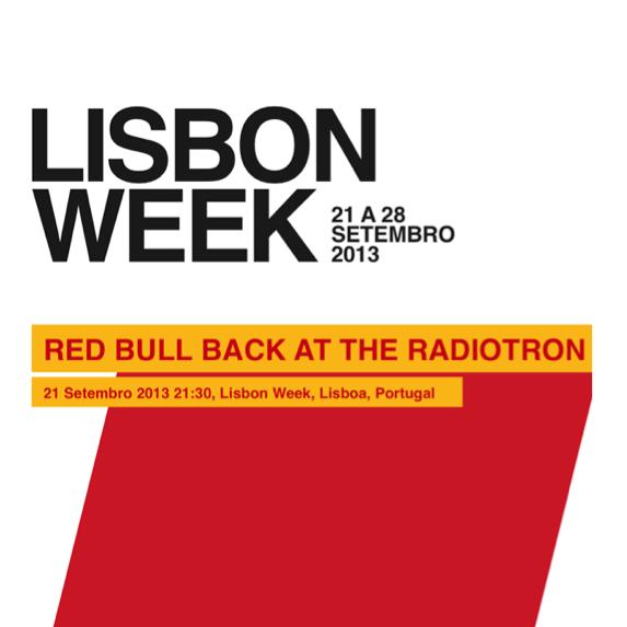 Red Bull e Lisbon Week