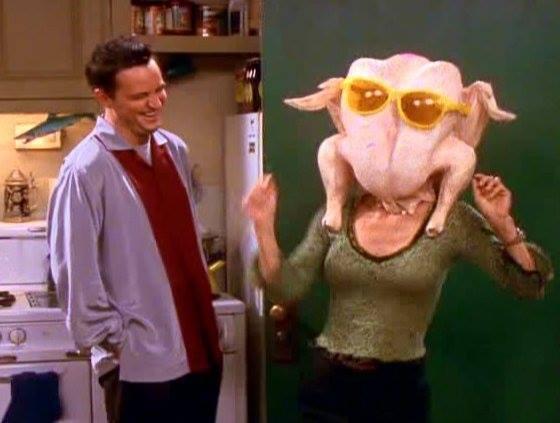 friends Courteney Cox thanksgiving