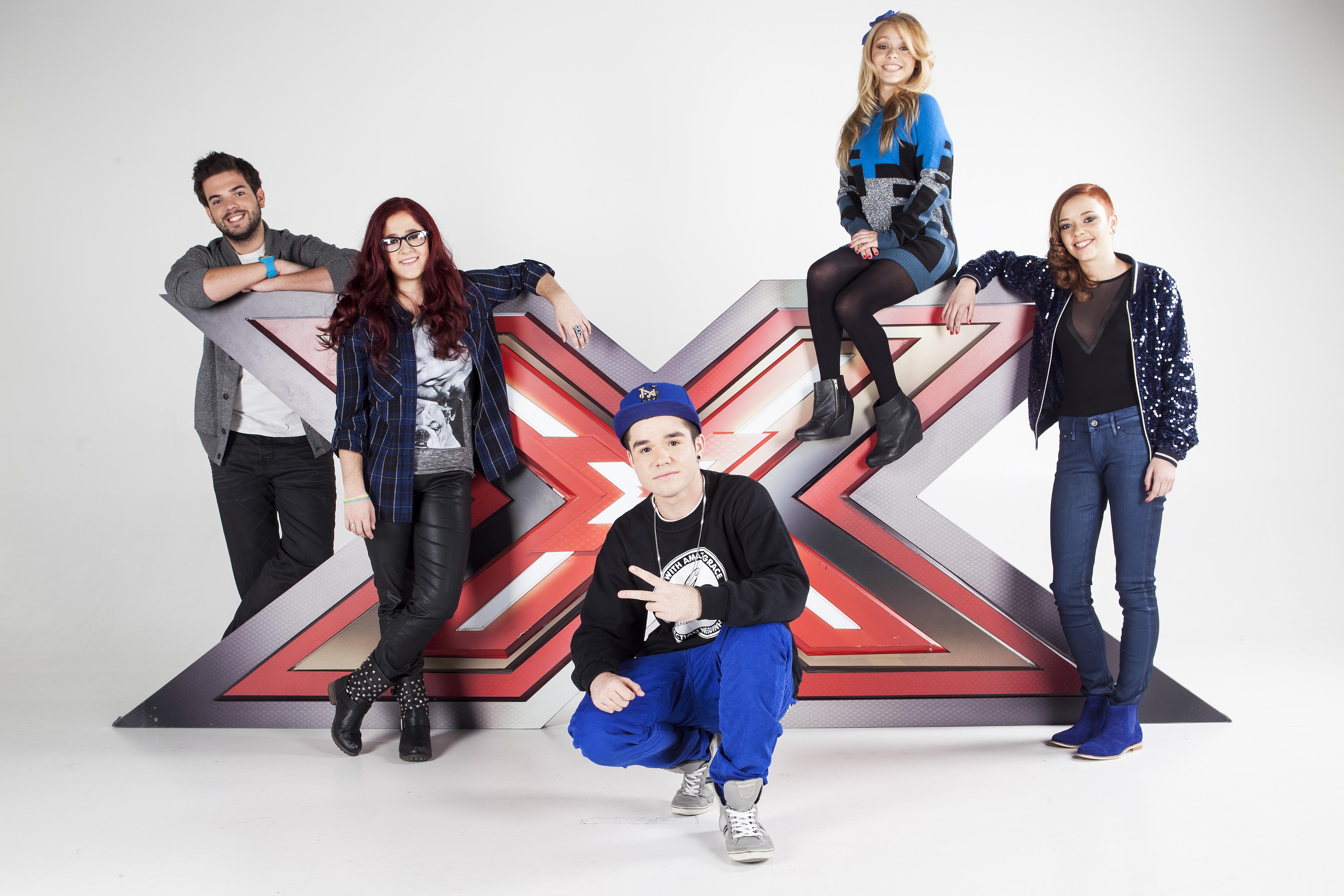 2013 Factor X 01 5512 Finalistas Jovens MM