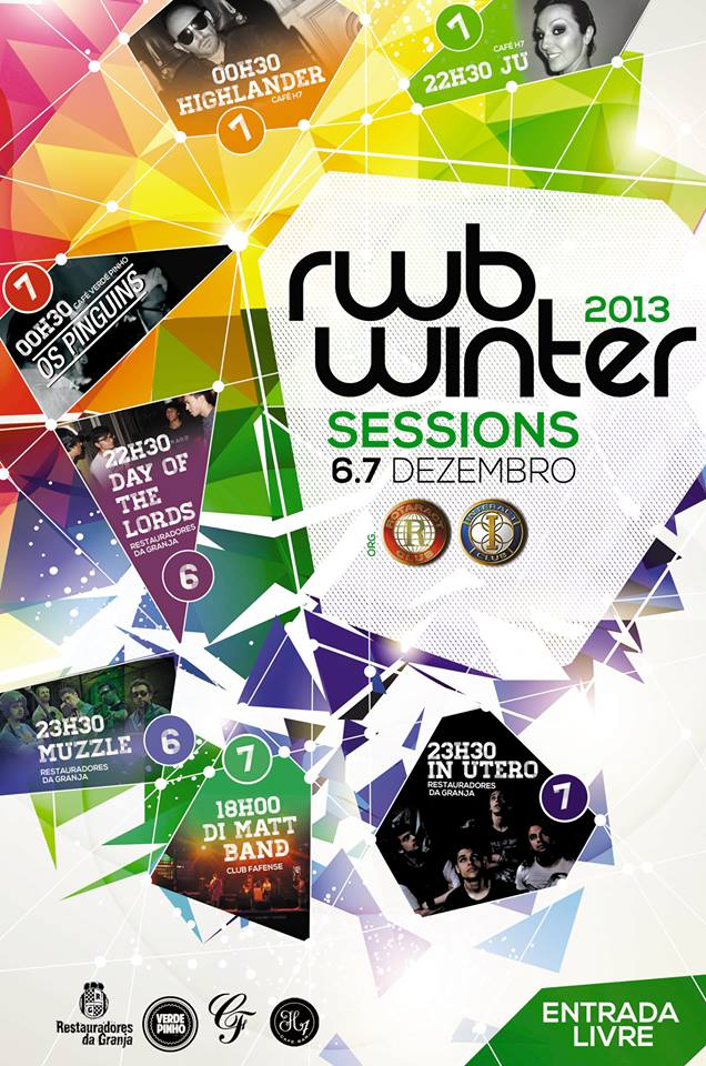 rwb winter sessions