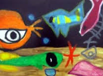 jovens artistas