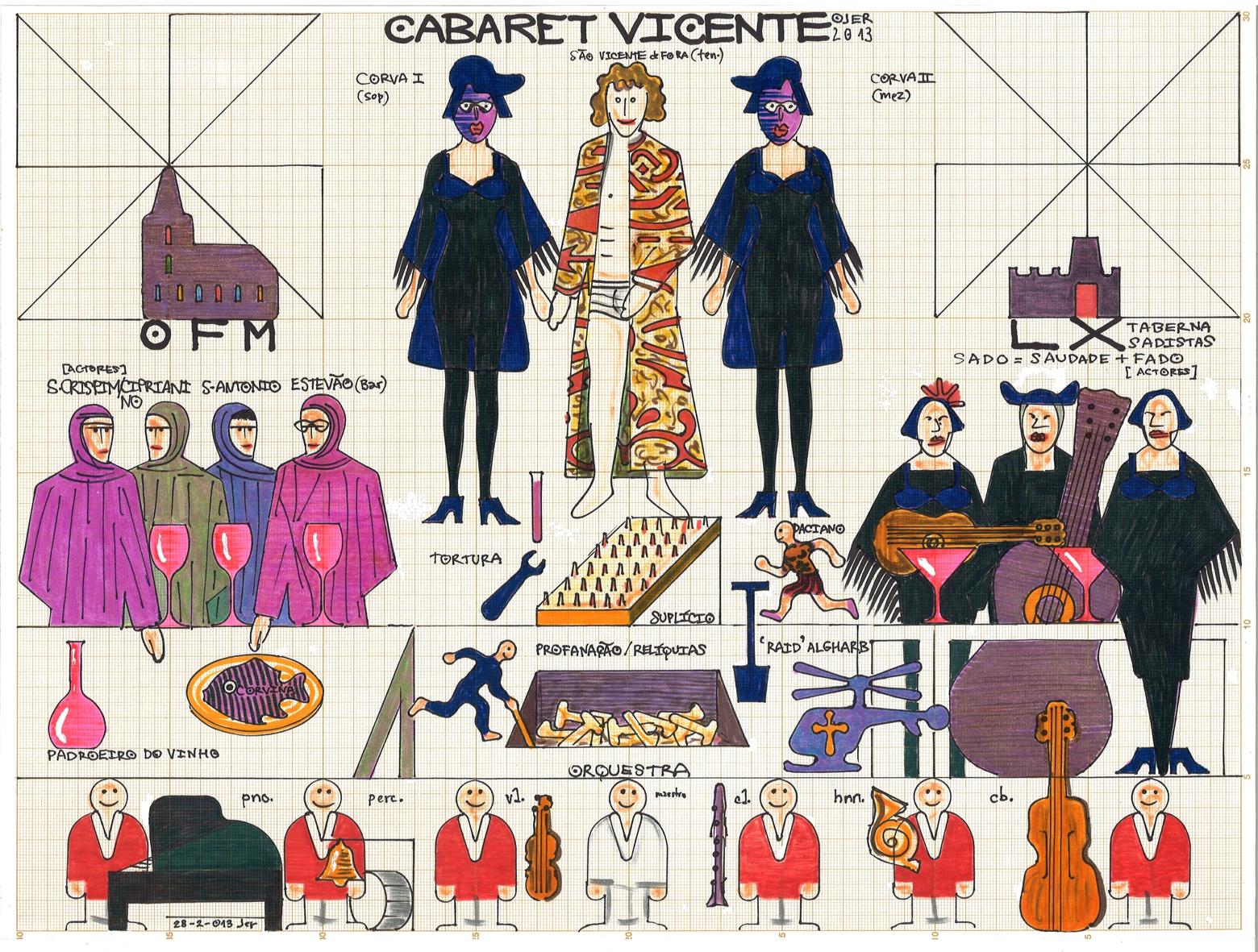 Cabaret Vicente©JER