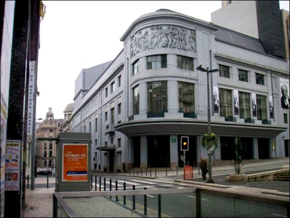 Rivoli Teatro Municipal - Porto 02