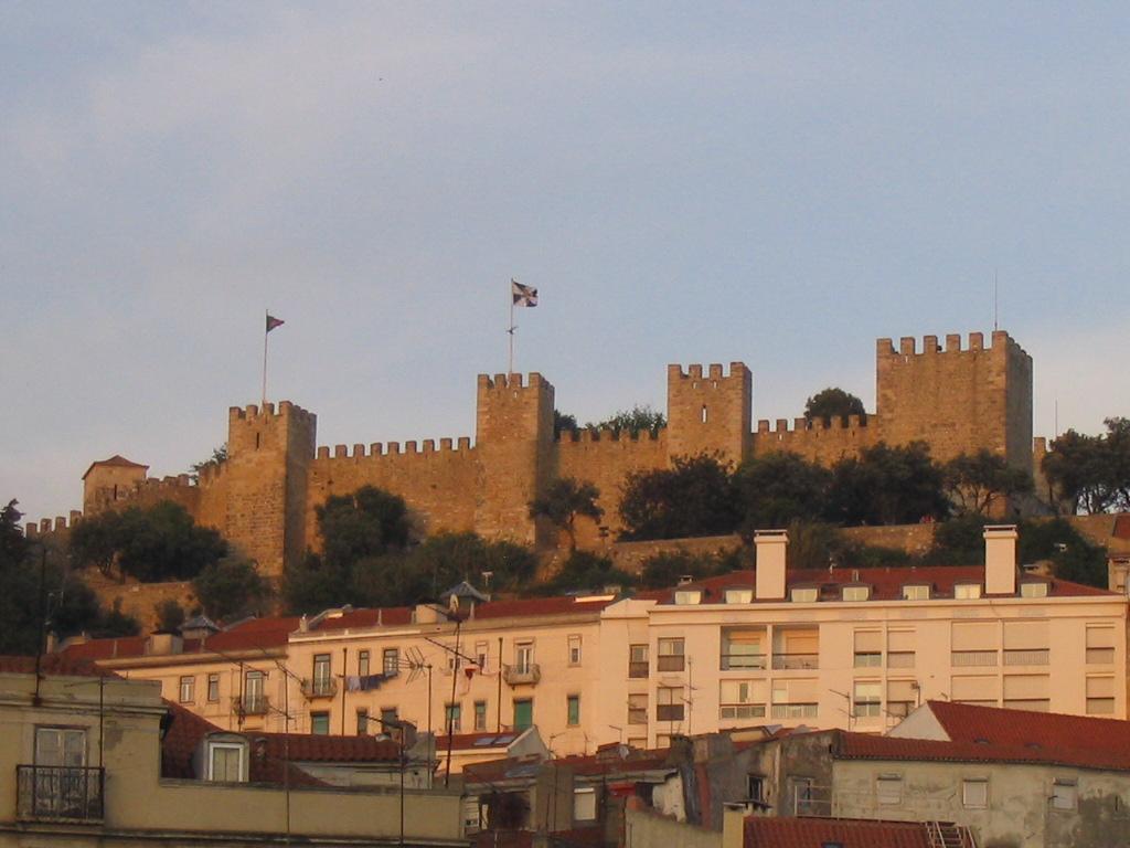 castelo s jorge