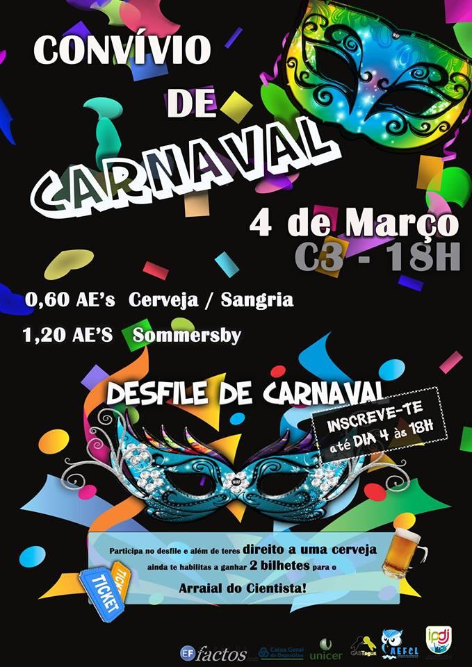 Convívio de Carnaval