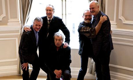 Monty Python's surviving members