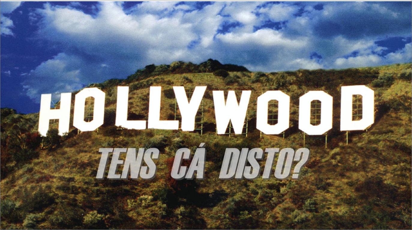 """Hollywood, tens cá disto?"": Tabu (2012)"