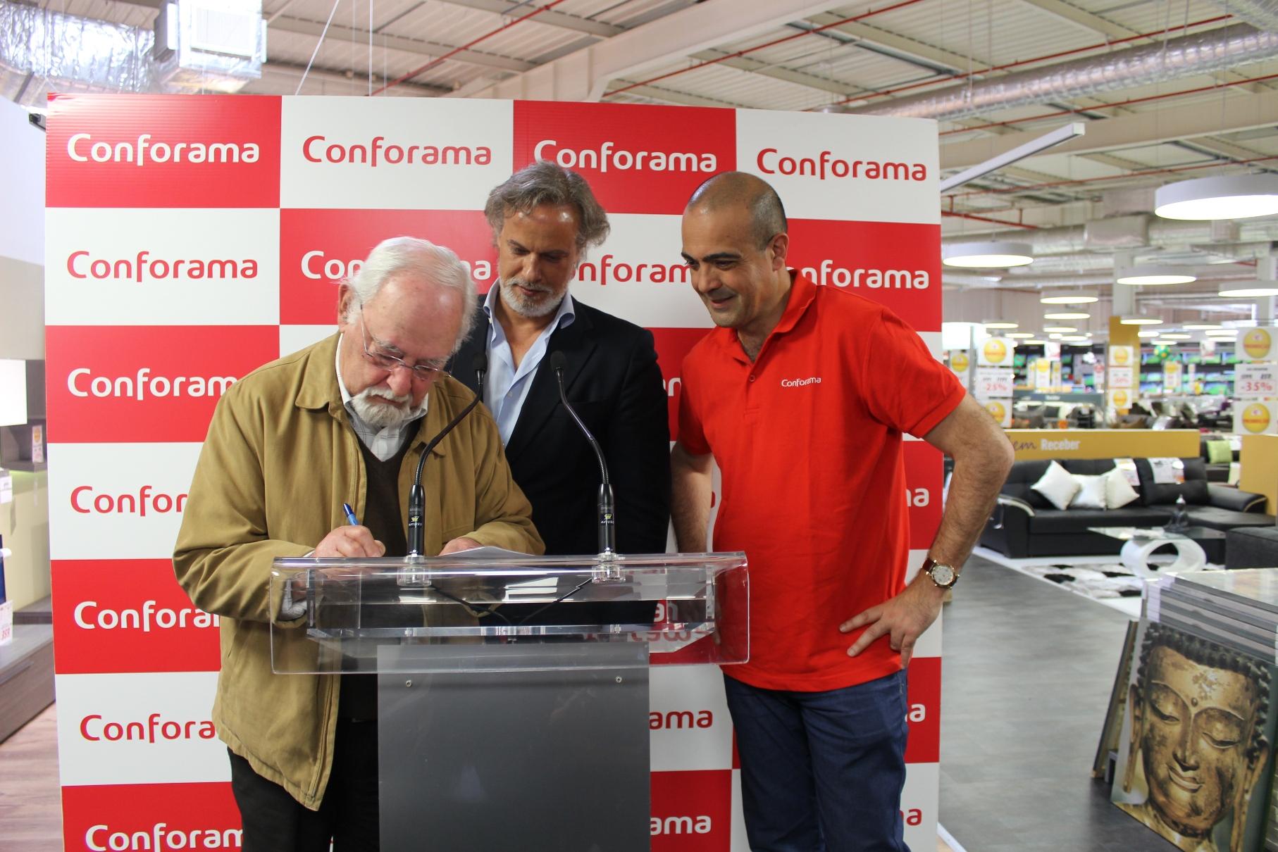 Ruy de Carvalo e Ricardo Carriço