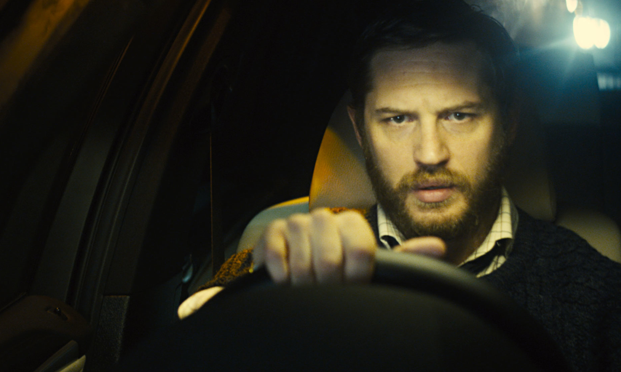 'Mastery of small, telling gestures': Tom Hardy as a man who goes awol in Locke