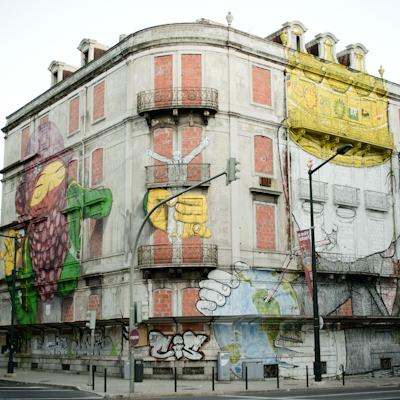 Arte urbana lisboeta