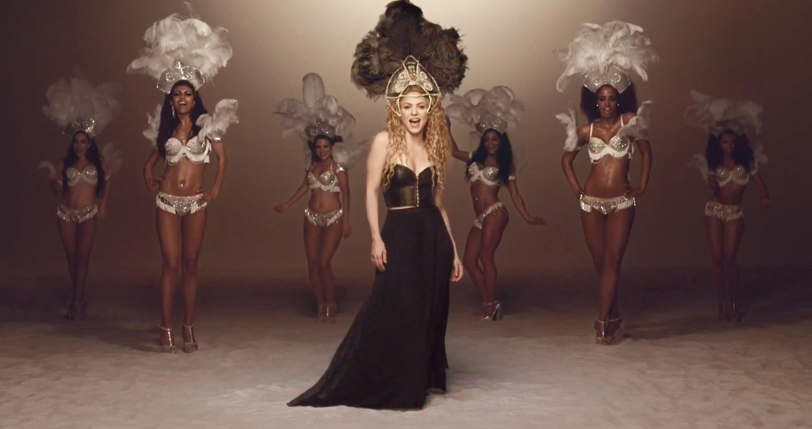 """Shakira """"La la la"""""""
