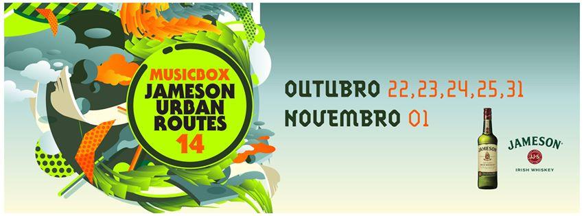 Jameson Urban Routes 2014