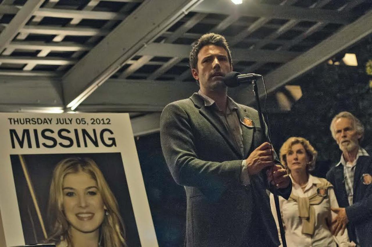 Gone Girl, Em Parte Incerta: mentira, mistério e thriller num dos maiores filmes do ano