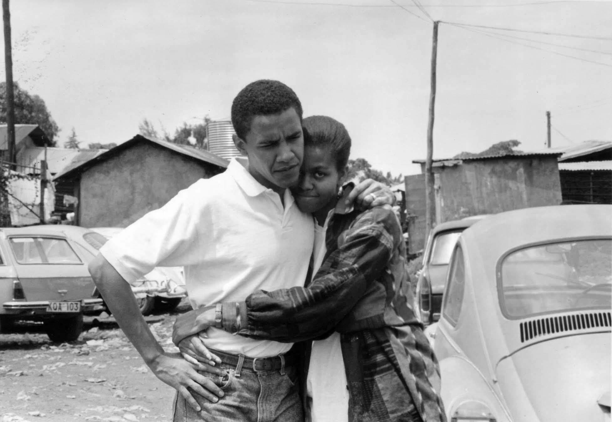 O primeiro encontro de Barack e Michelle Obama vai dar um filme