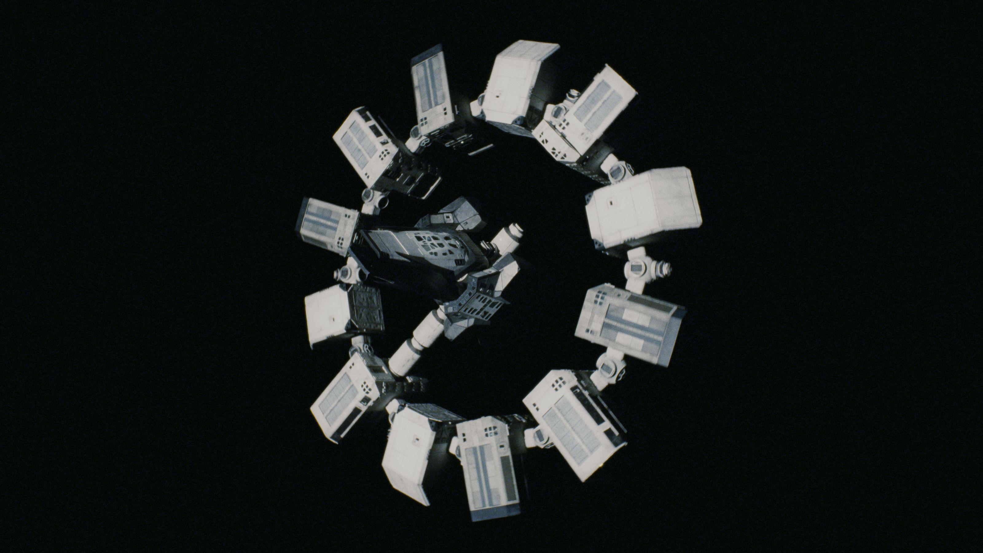 Endurance, a nave espacial de Interstellar, abre as portas aos cibernautas