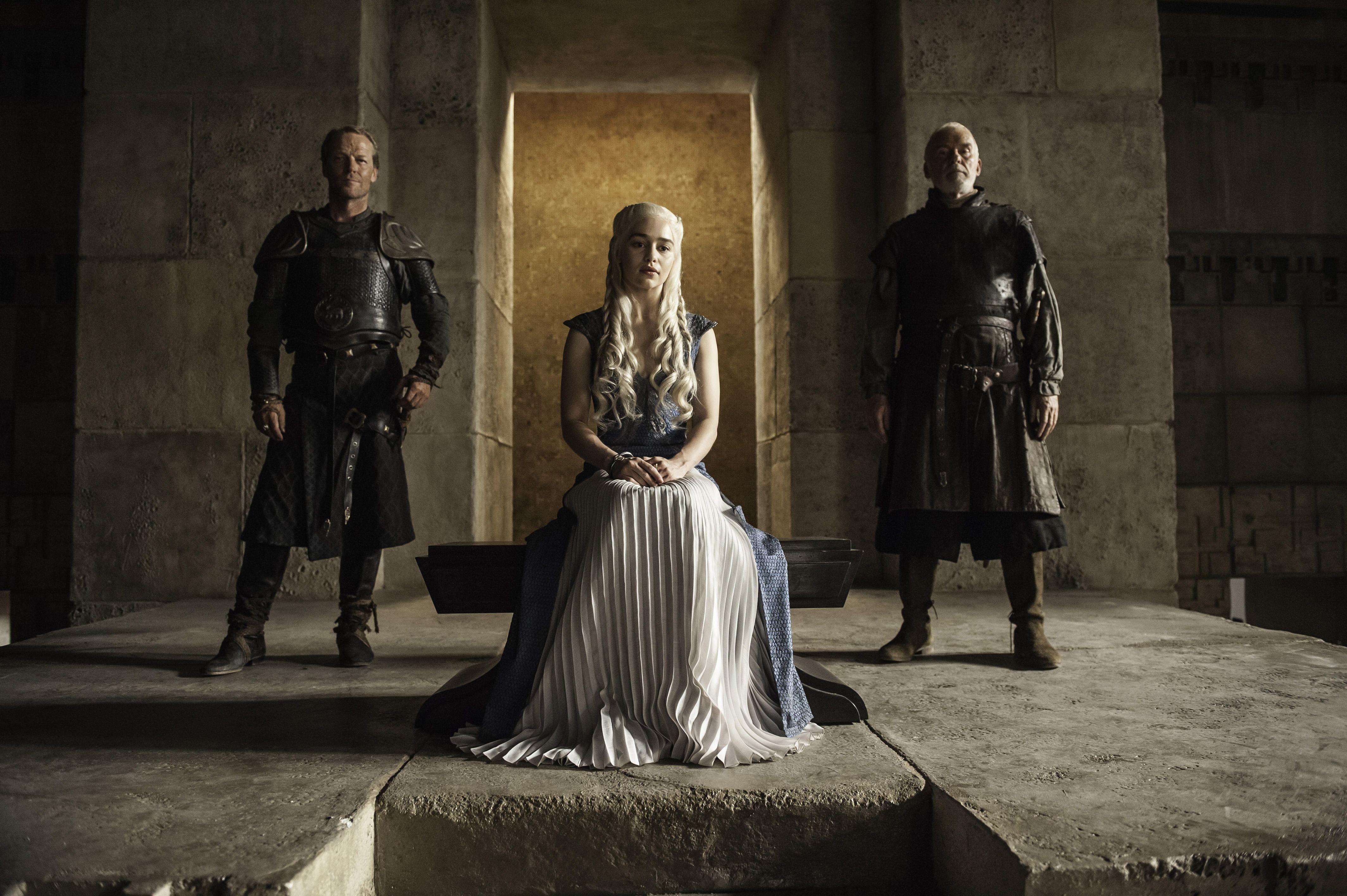 Daenerys Queen