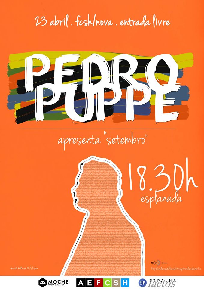 Pedro Puppe, concerto