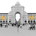 Ballet in the Streets of Portugal©2013