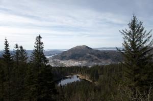 Lørdagsknausen, Bergen