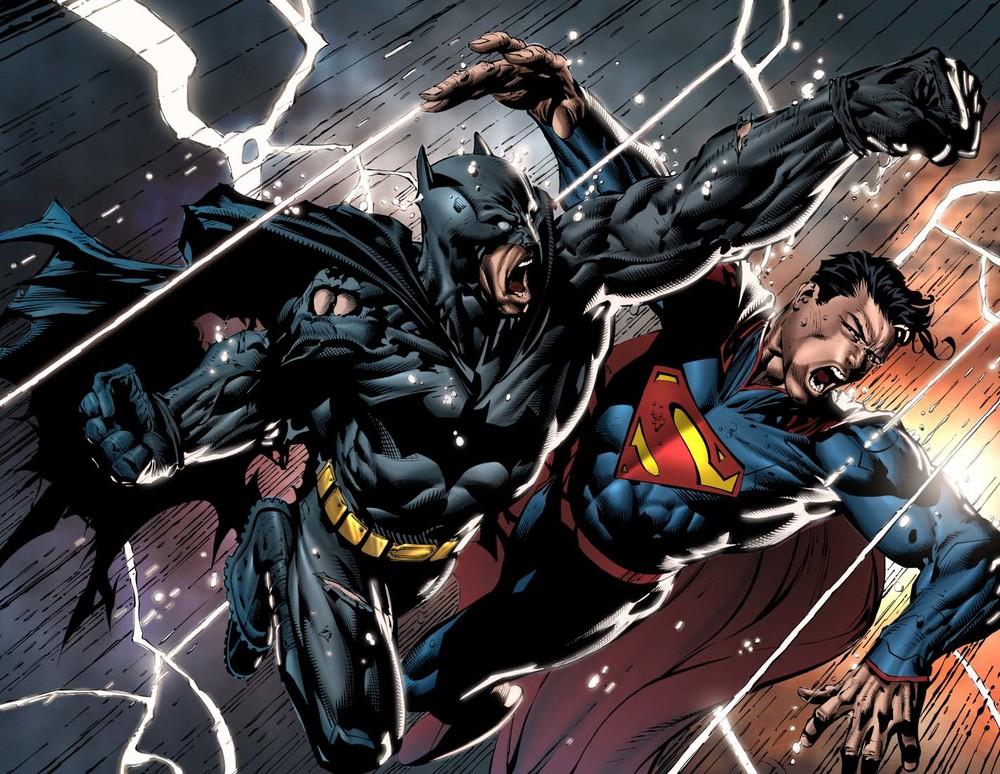 Batman contra Super-Homem