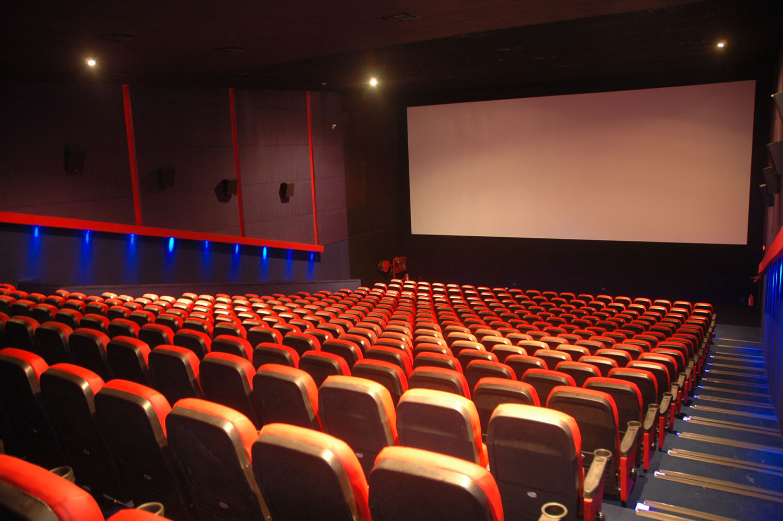 Salas de cinema em videojogos