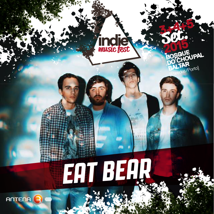 Eat Bear no Indie Music Fest
