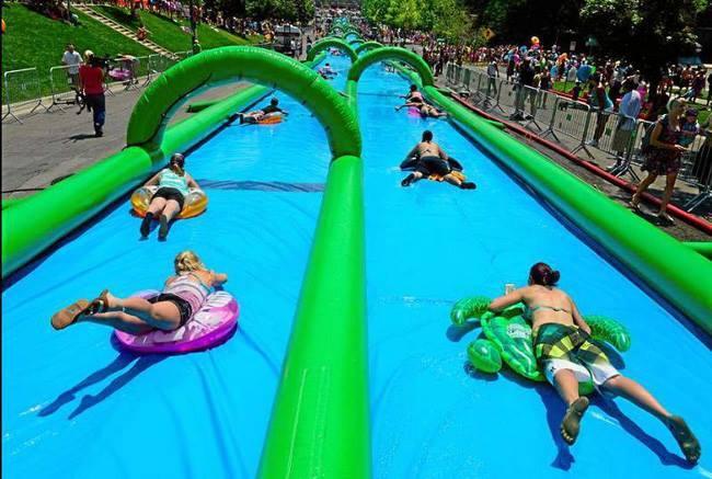 City-Water-Slide