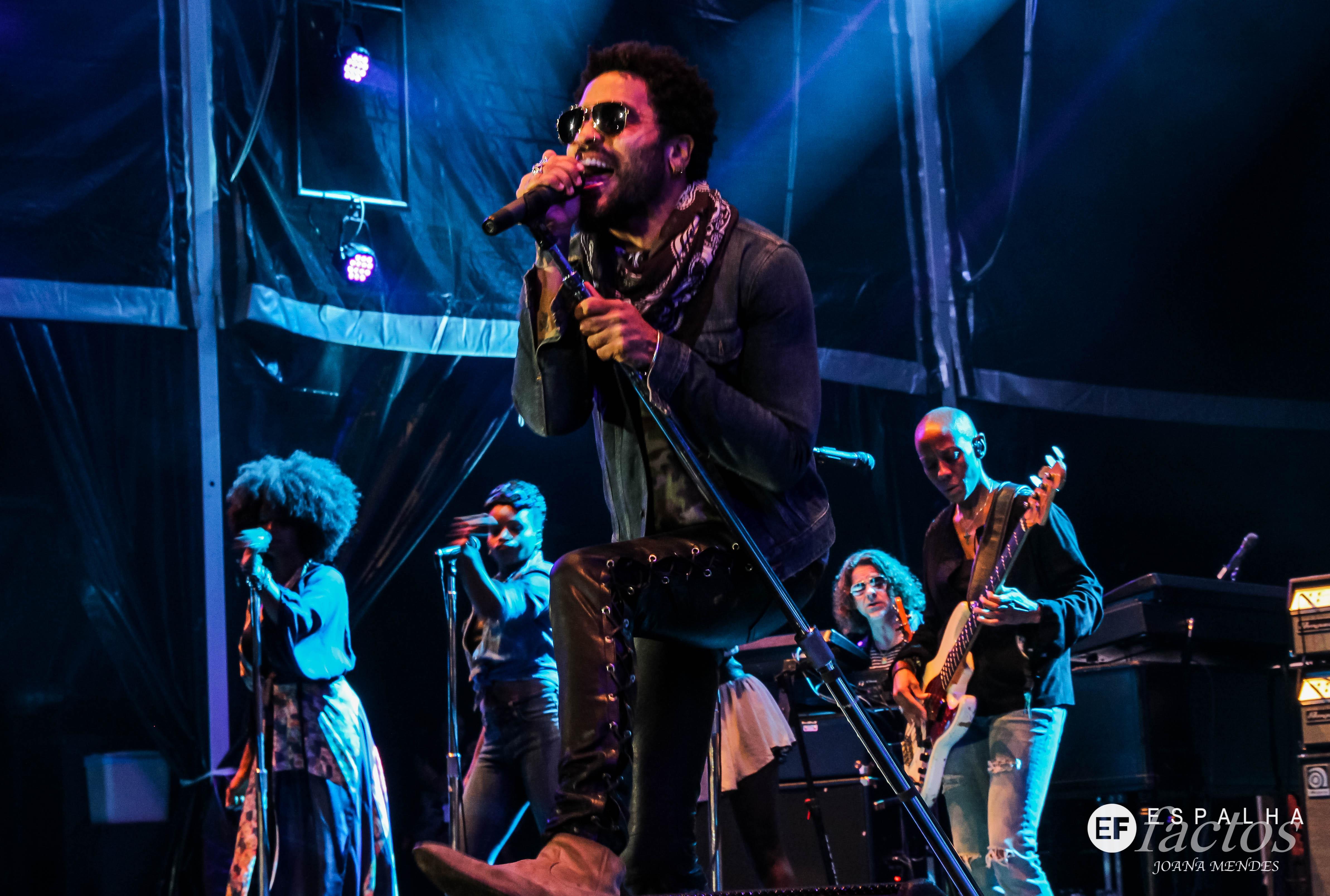 Lenny Kravitz, Marés Vivas 2015