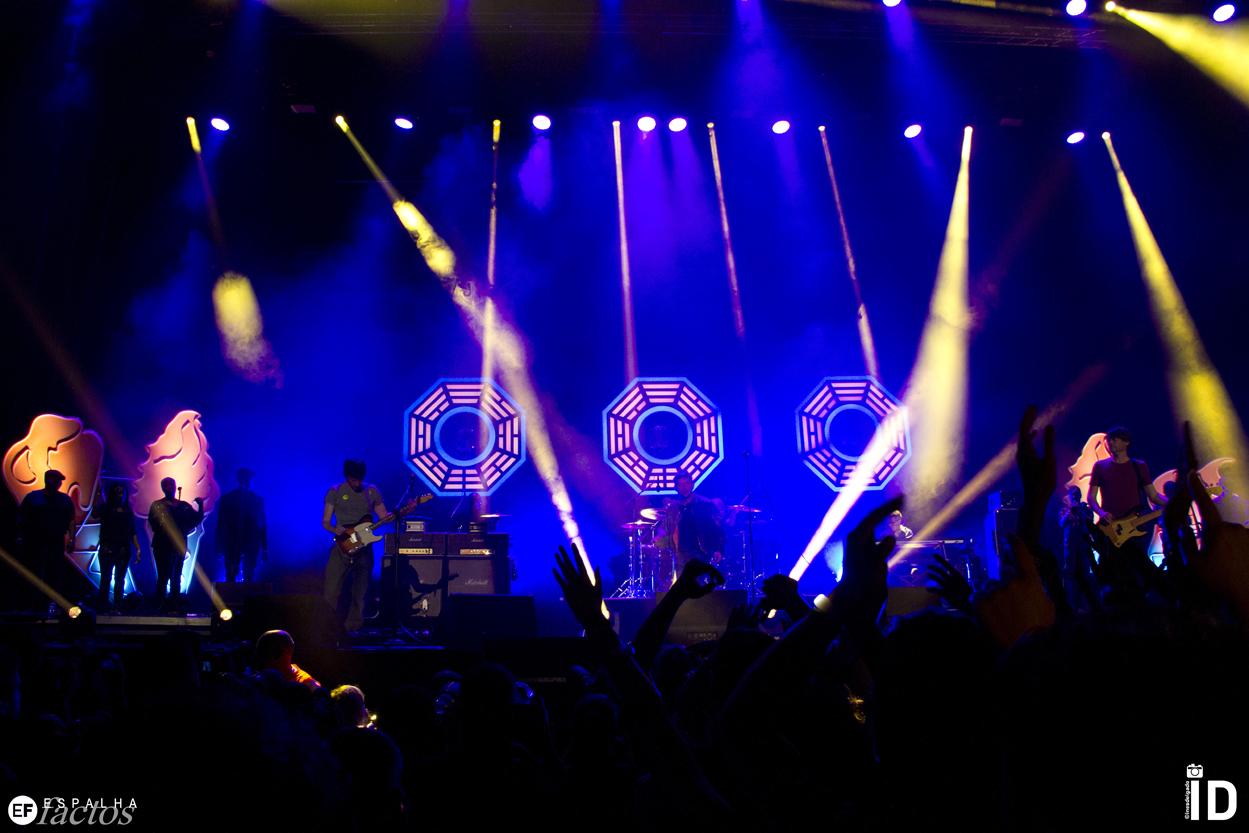 Blur, Super Bock Super Rock 2015
