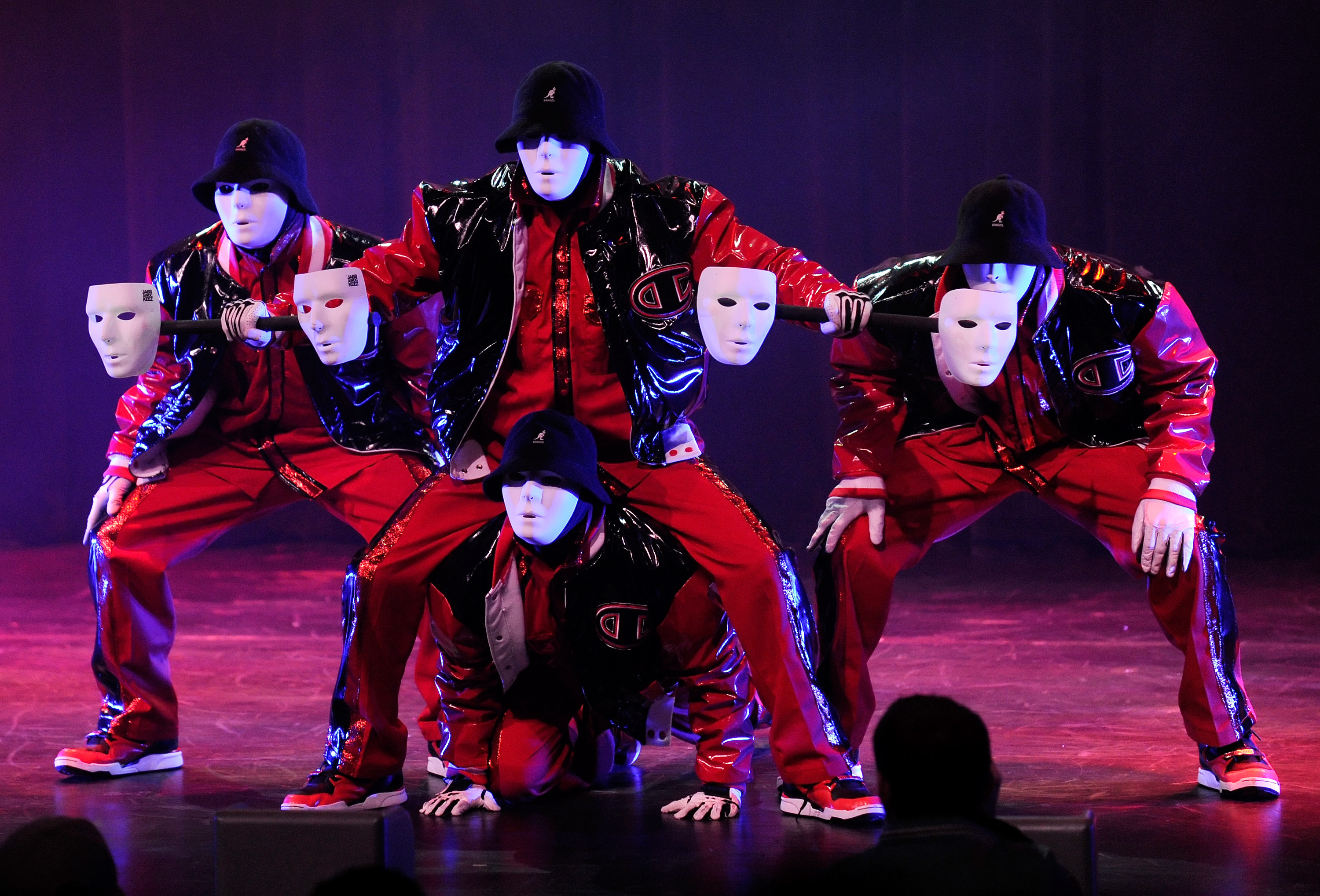 JabbaWockeez Host An Evening At Tabu Ultra Lounge