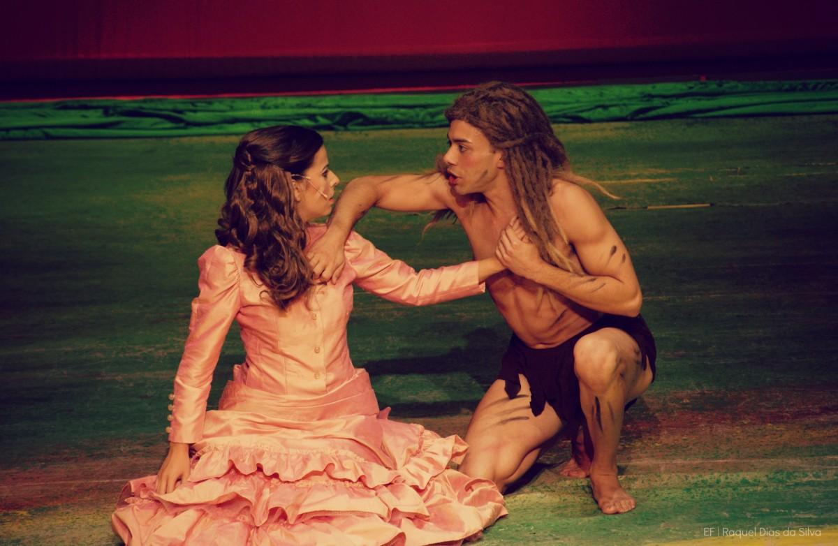 «Eu Tarzan, Tu Jane»