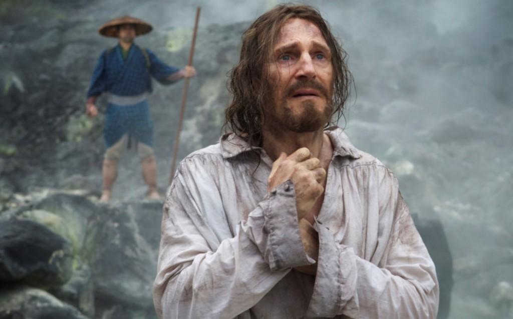 Neeson entra no novo projeto de Martin Scorsese