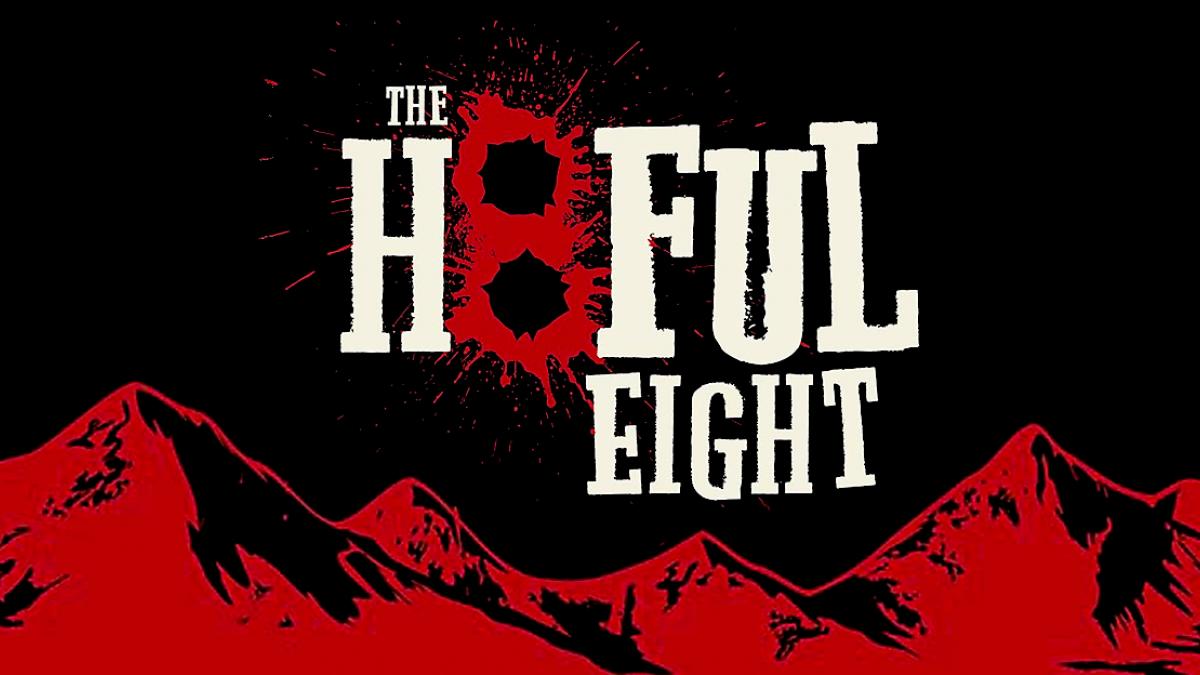 Banda sonora de The Hateful EIght revelada